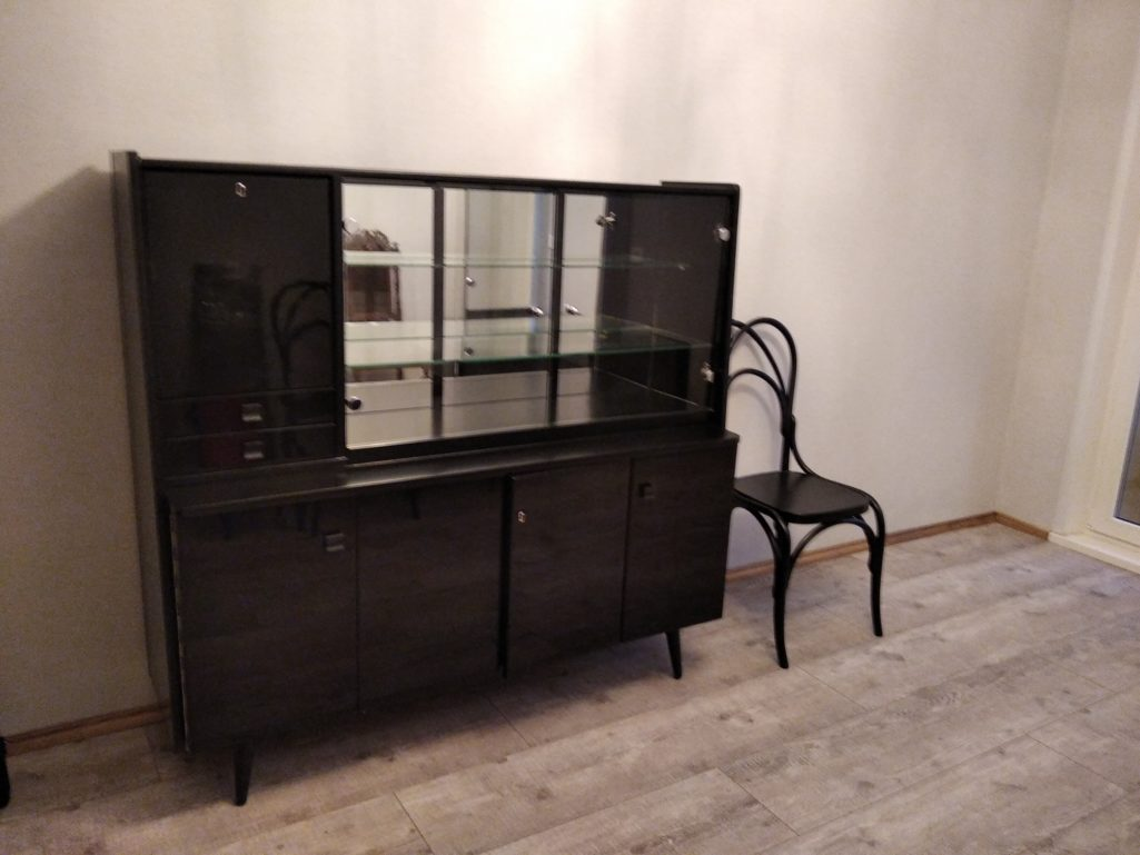 Реставрация комплекта мебели